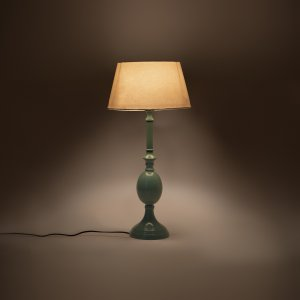 French Country Table Lamp Stand - North Sea