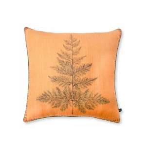 Fern Leaf - Sun Down Cushion Cover