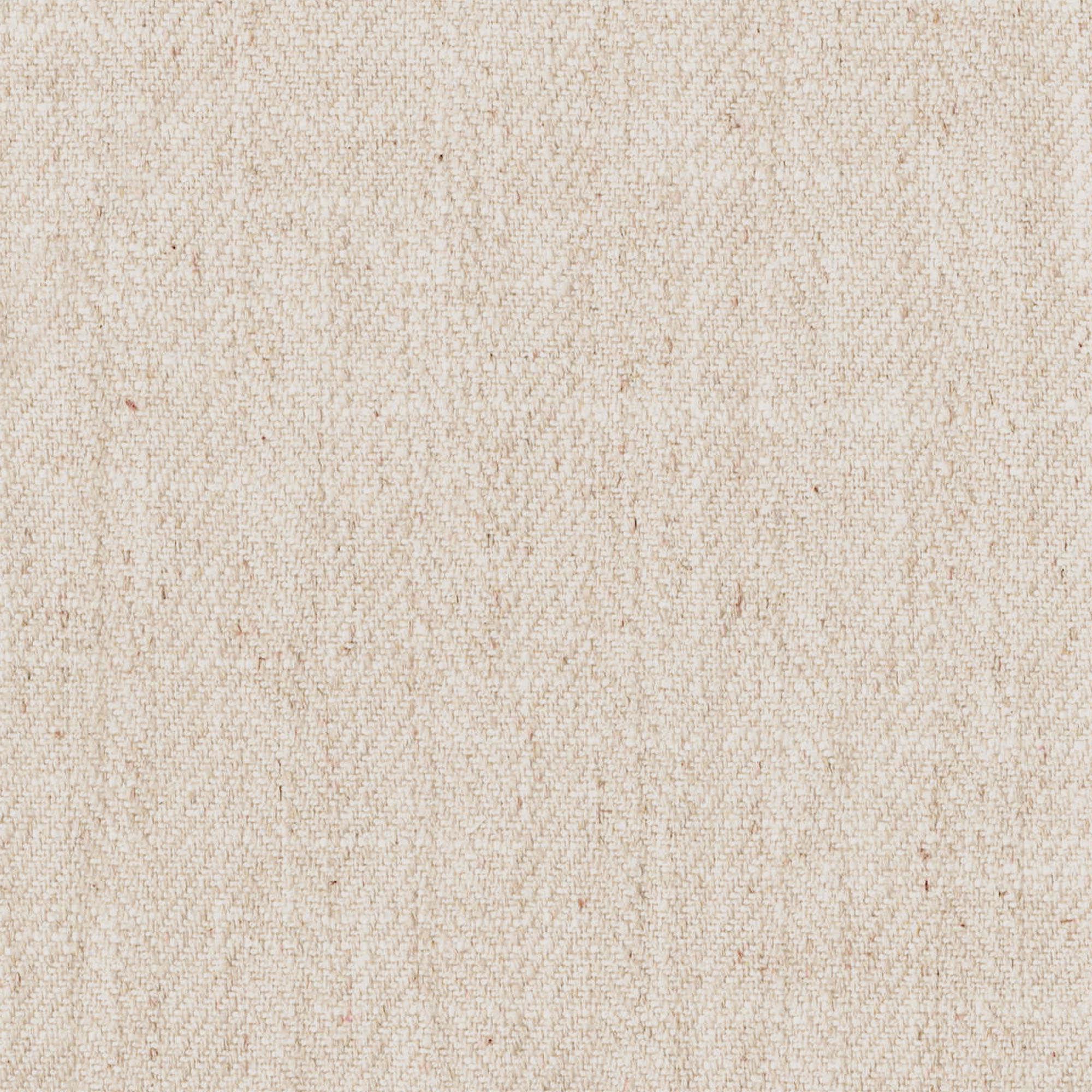 "Gir Ivory Cotton Linen Fabric Swatch 6"" x 6"""