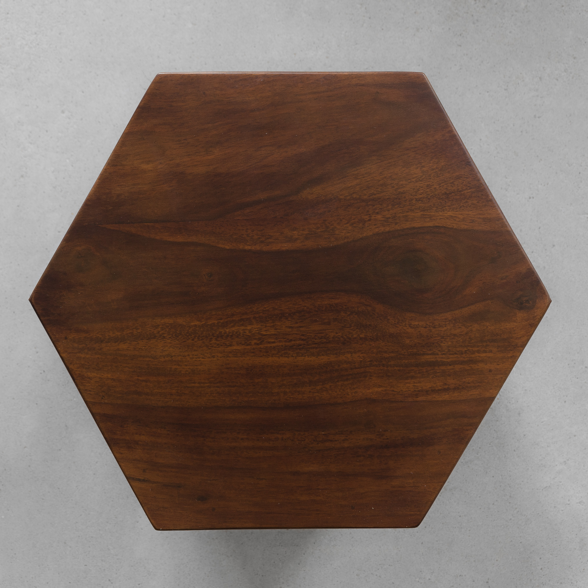 Honeycomb Coffee Table Island - Set of 3