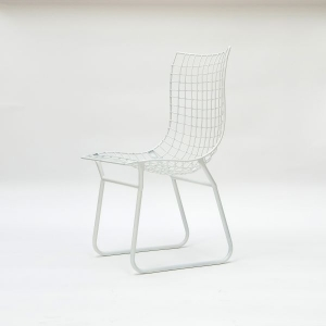 Rosso Metal Chair.