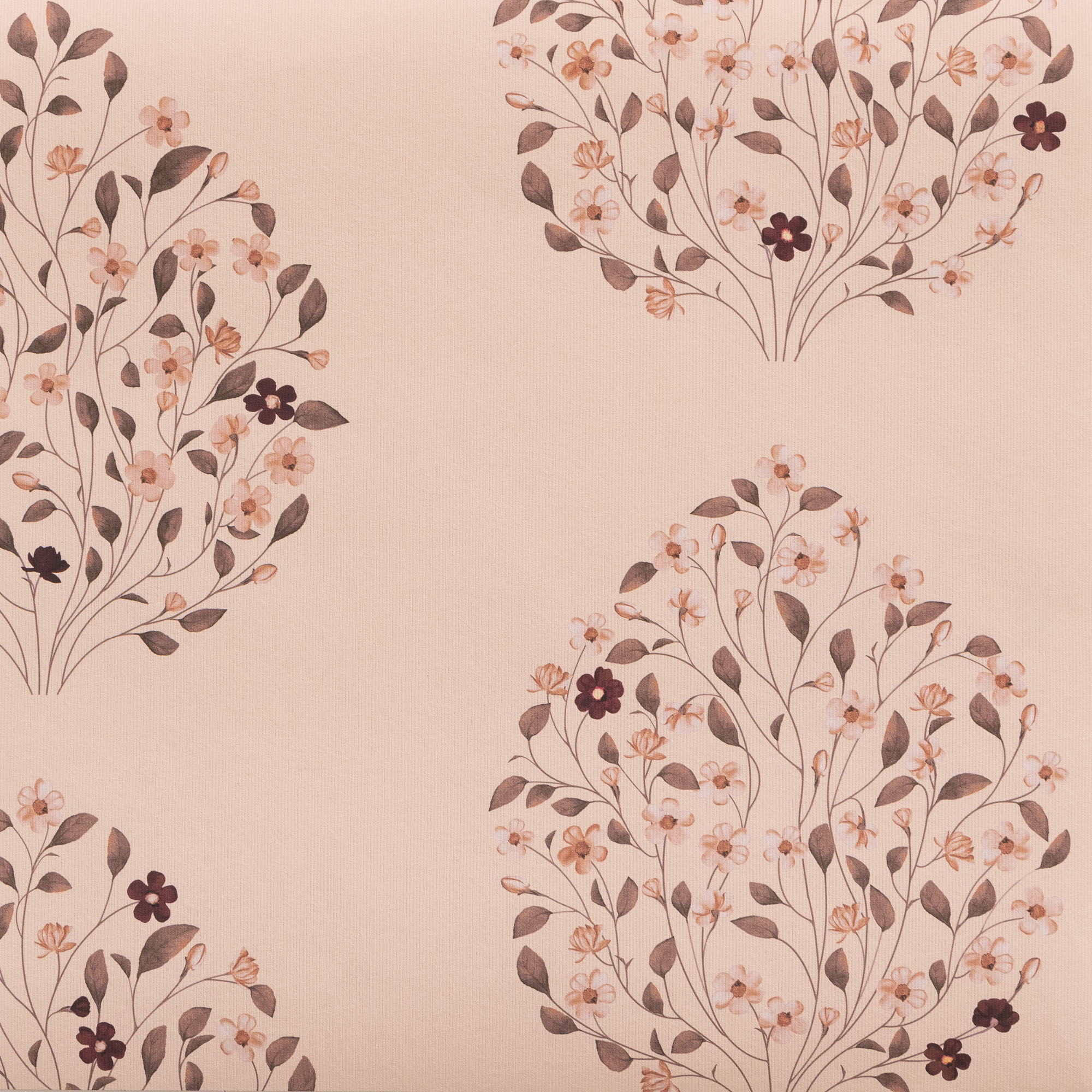 "Jasmine Bagh Fields -  Wallpaper Swatch 7"" x 10"""