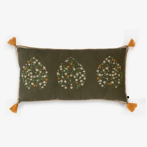 Jasmines Panorama Cushion Cover