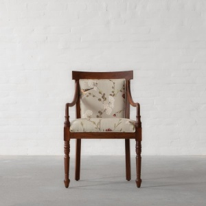 Kochi Upholstered Back Armchair
