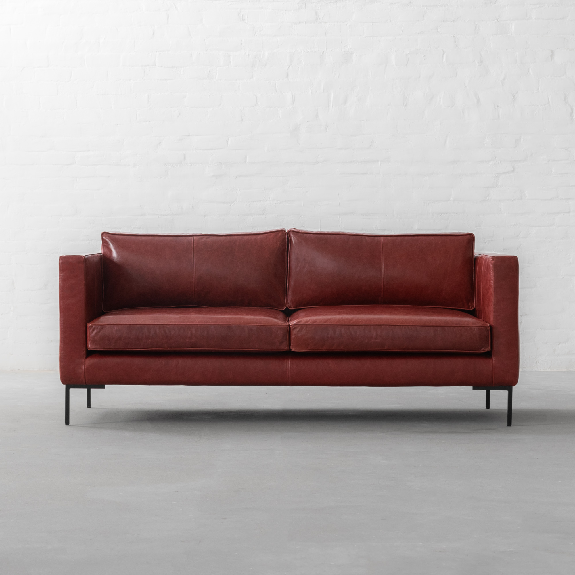 L.A Leather Sofa Collection