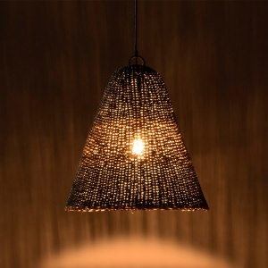 Lake Grass Bell Pendant Lamp