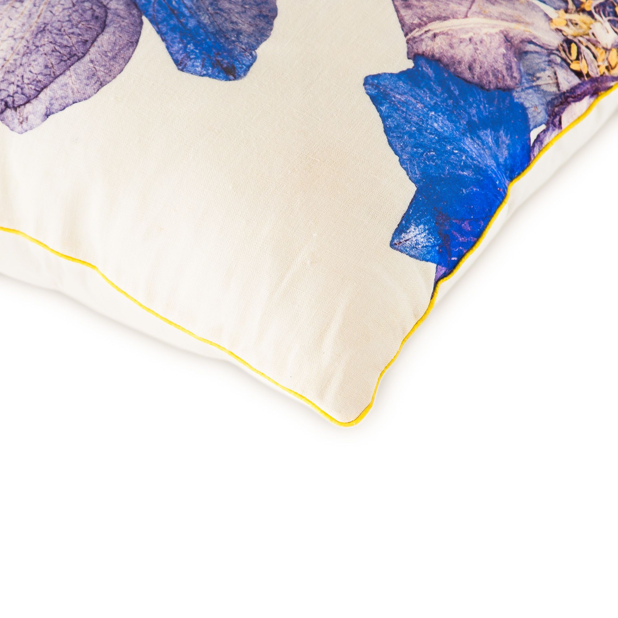 Lavender Bloom Cushion Cover