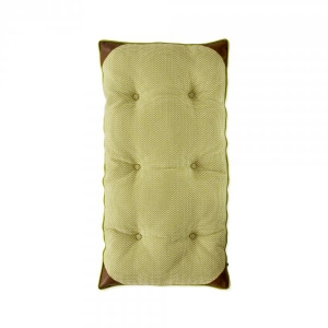 CHAIR TIE-UP CUSHION LIME