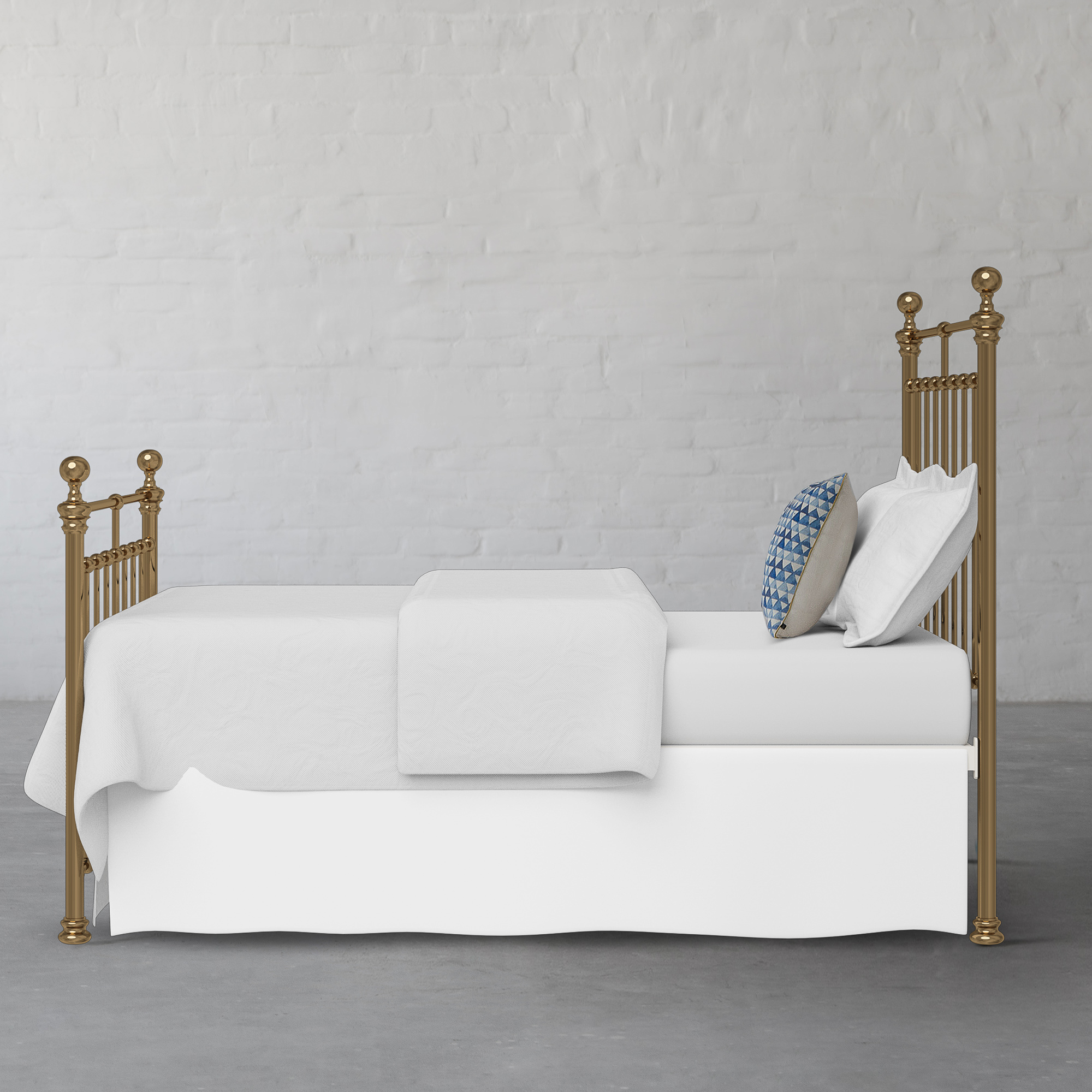 Liverpool Metal Bed Collection