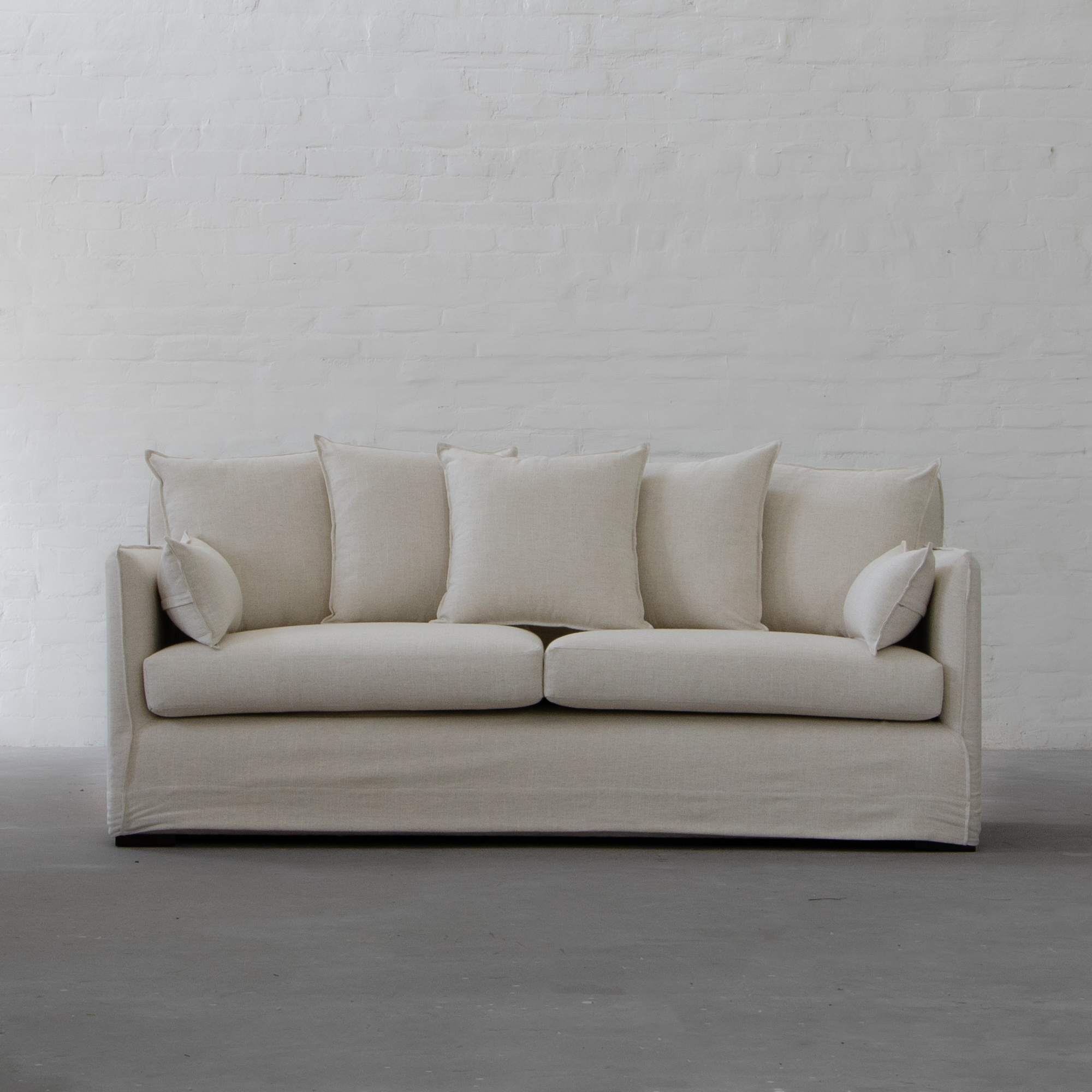 Magnificent Long Island Slipcover Sofa Collection Interior Design Ideas Clesiryabchikinfo