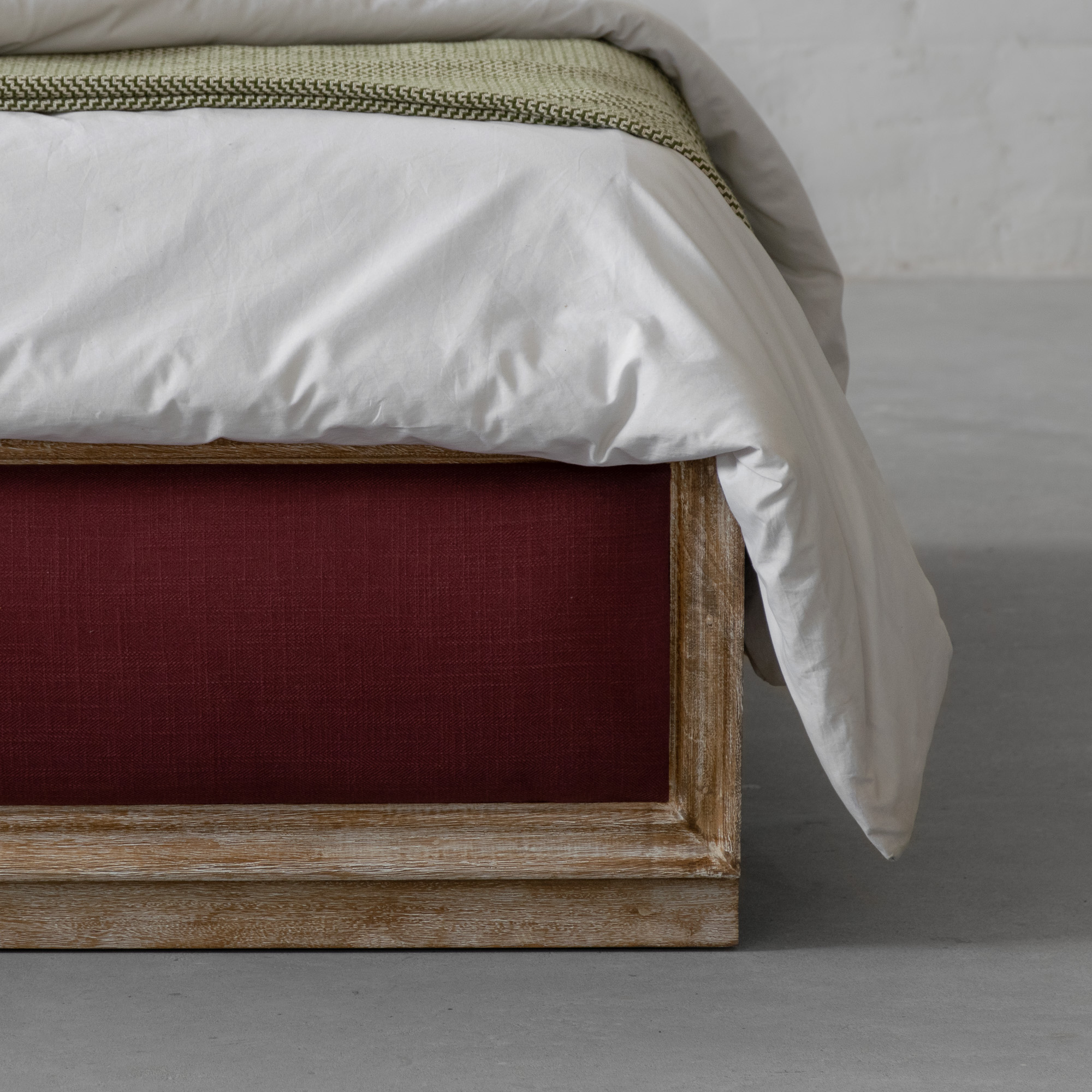 Lyon French Bed Collection with Drawer Storage