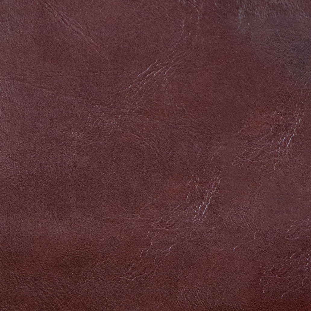 Mahogany Faux Leather Swatch