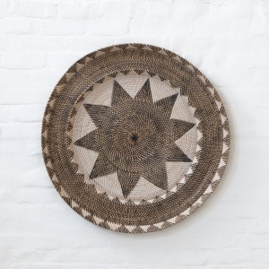 Malay Handwoven Wall Decor – Large