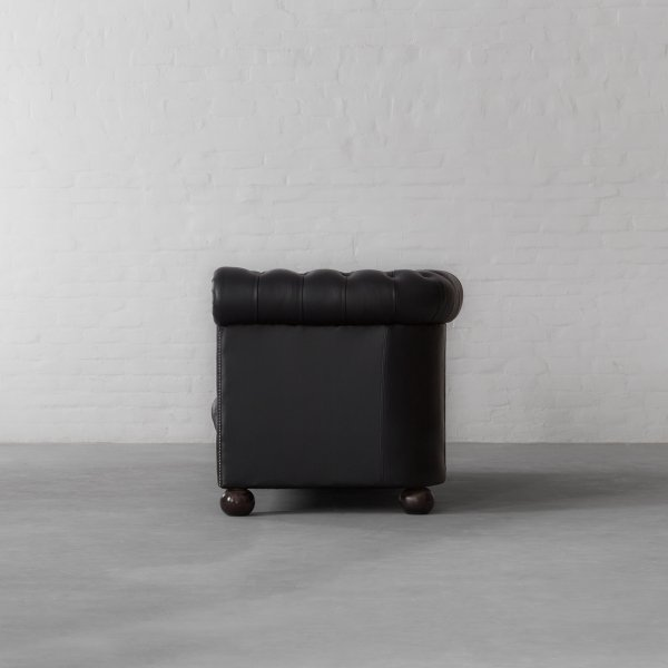 Leather Recliner Sofa Manchester: Manchester Chesterfield Sofa Collection