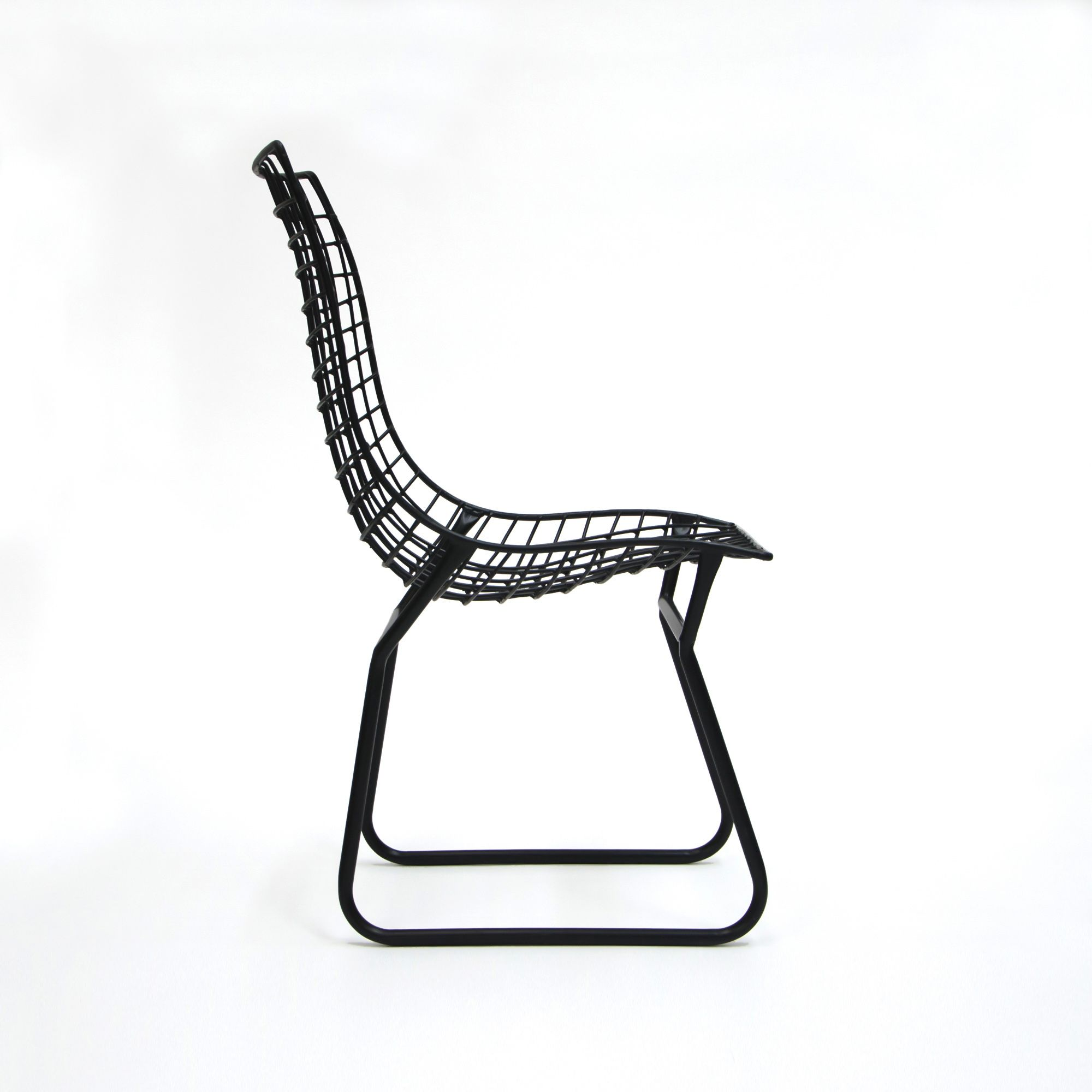 Rosso Metal Chair