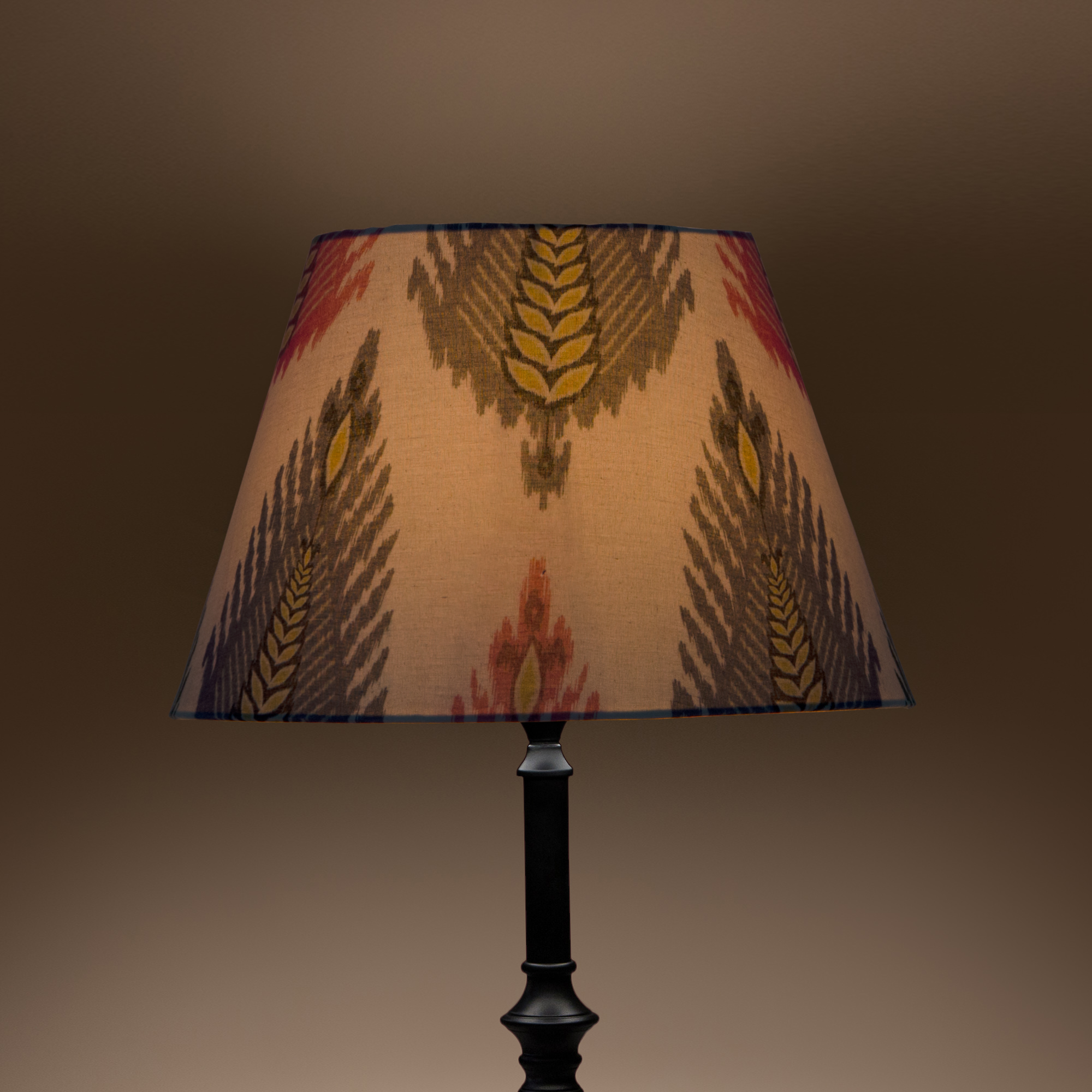 Cottage Bell Lampshade - Large - Midday Bloom