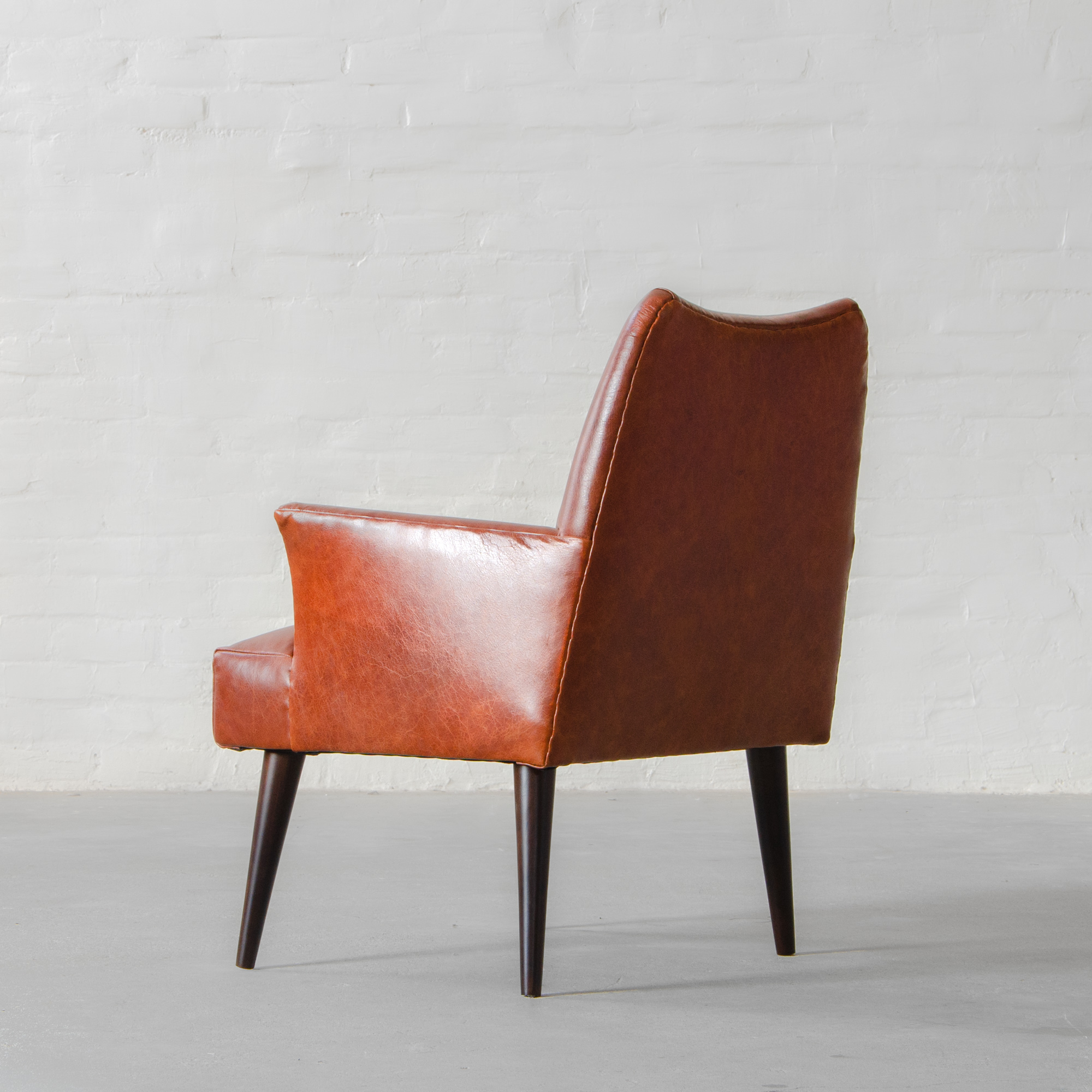 Milan Leather Armchair Collection