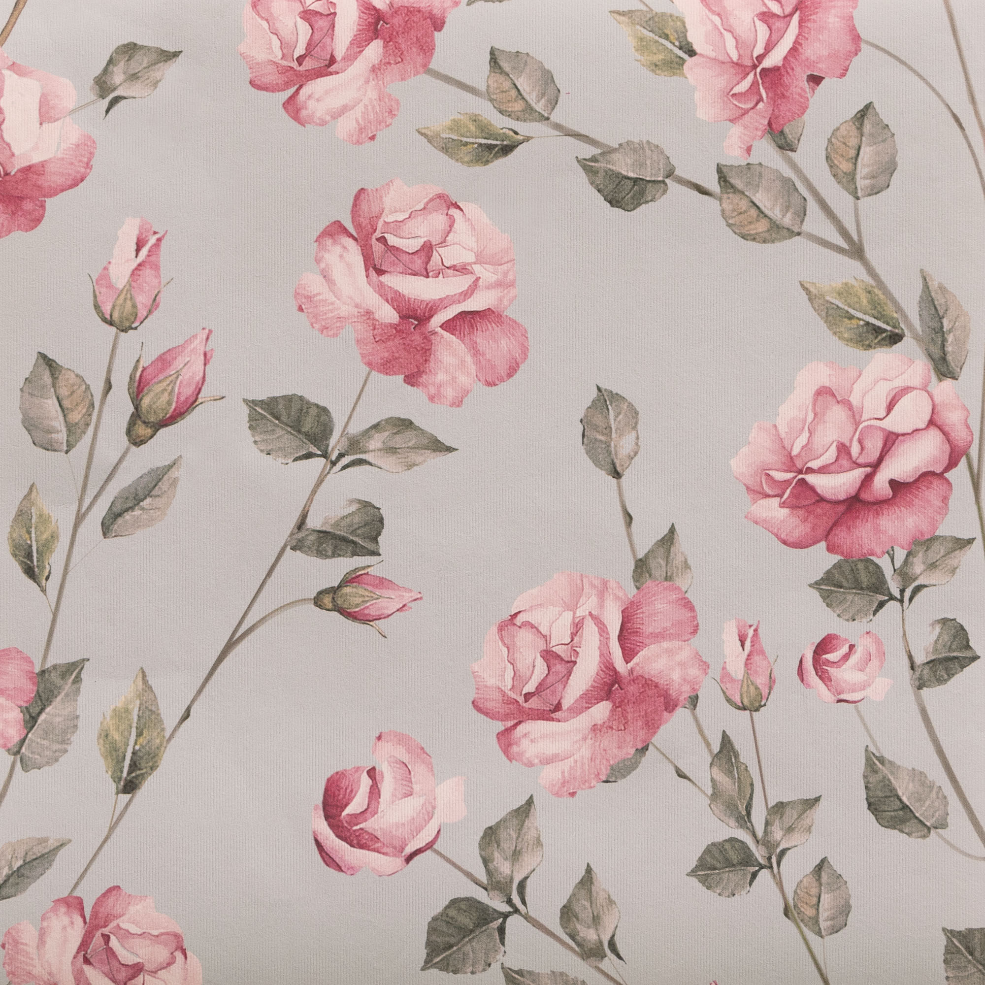 Mint Rose Gardens -  Wallpaper