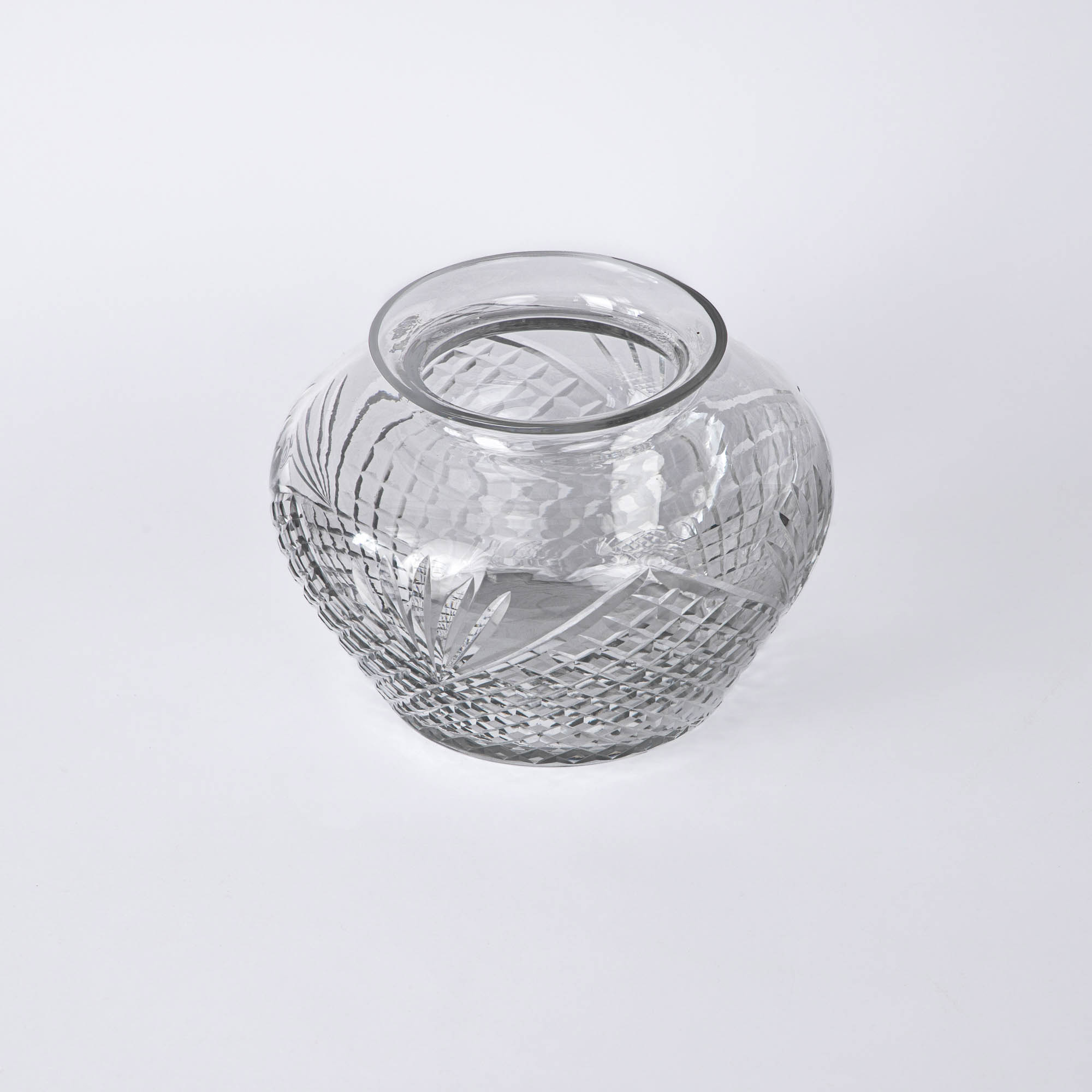 Monroe Glass Pot