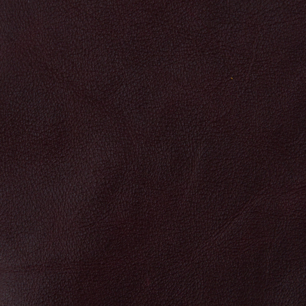 Montana Burgundy Leather Swatch