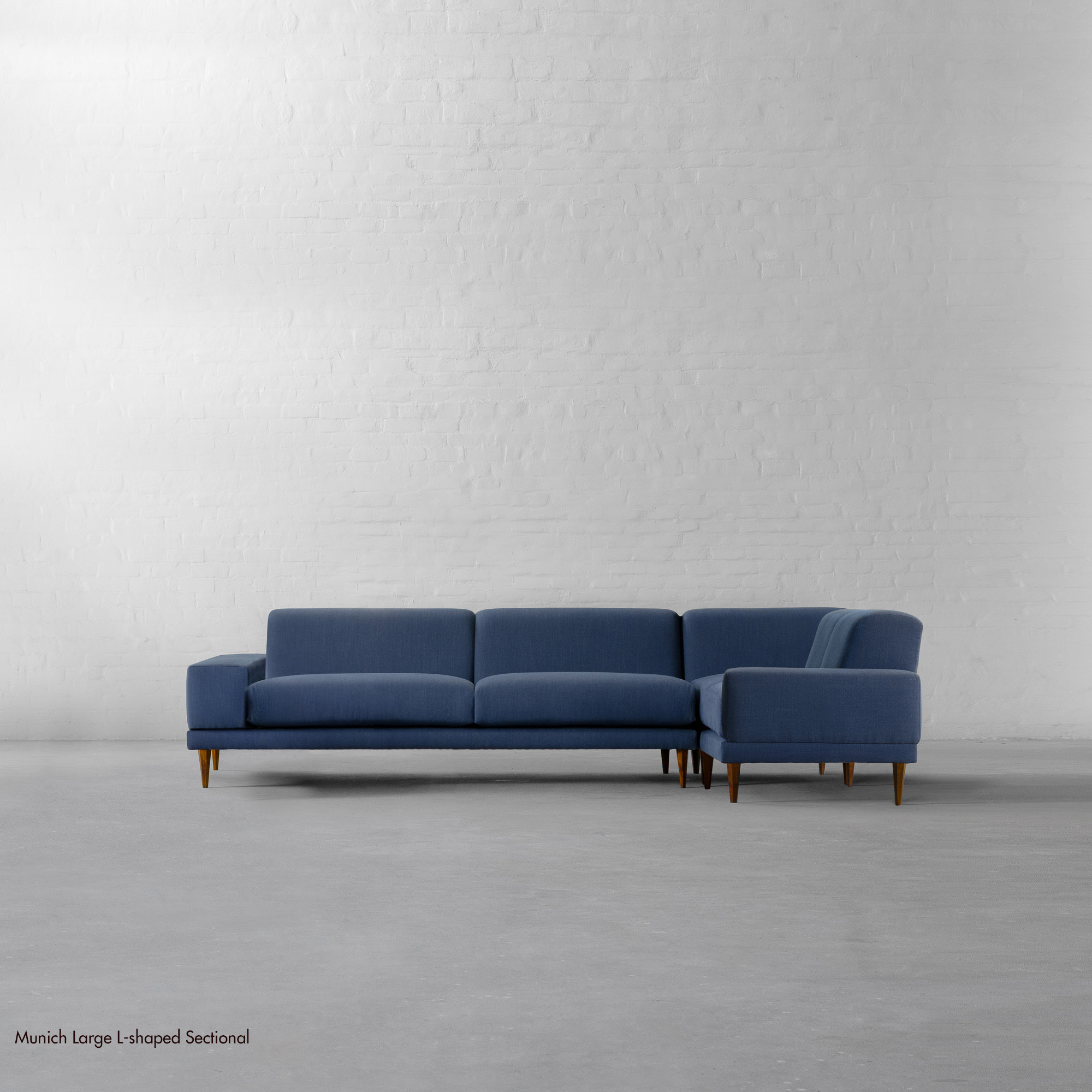 Large L-shaped Sectional - Munich