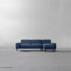Chaise Sectional - Munich