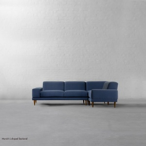 L-shaped Sectional - Munich