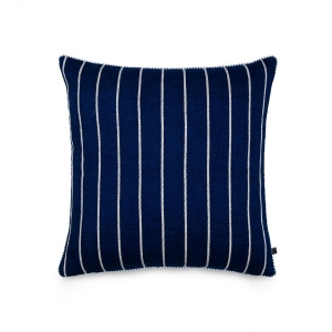 NAUTICAL STRIPE HANDWOVEN CUSHION COVER