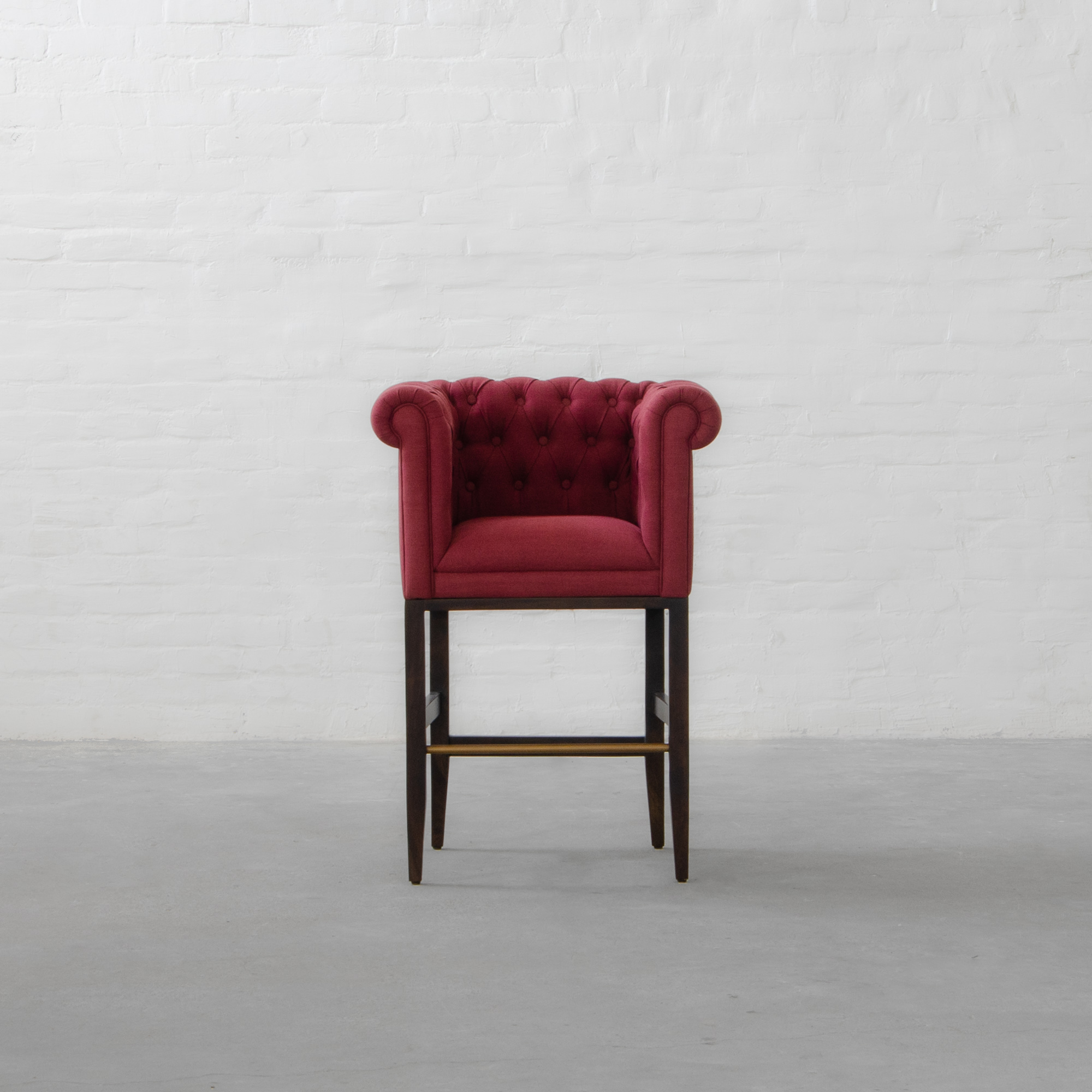 Chesterfield Bar Chair