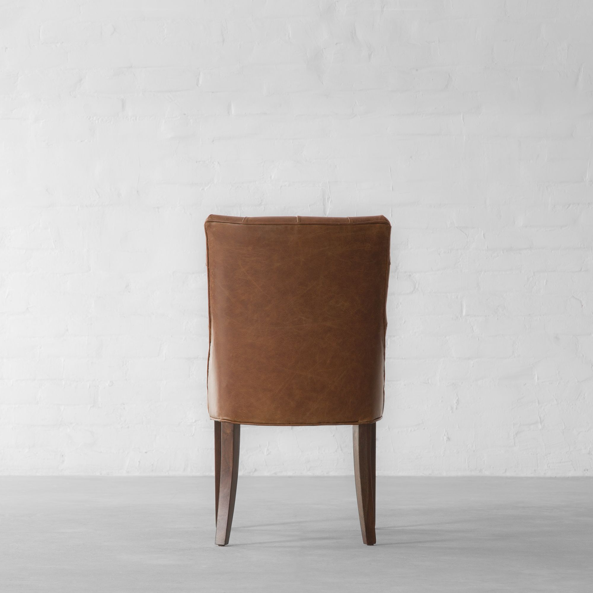 Vienna leather Dining Chair