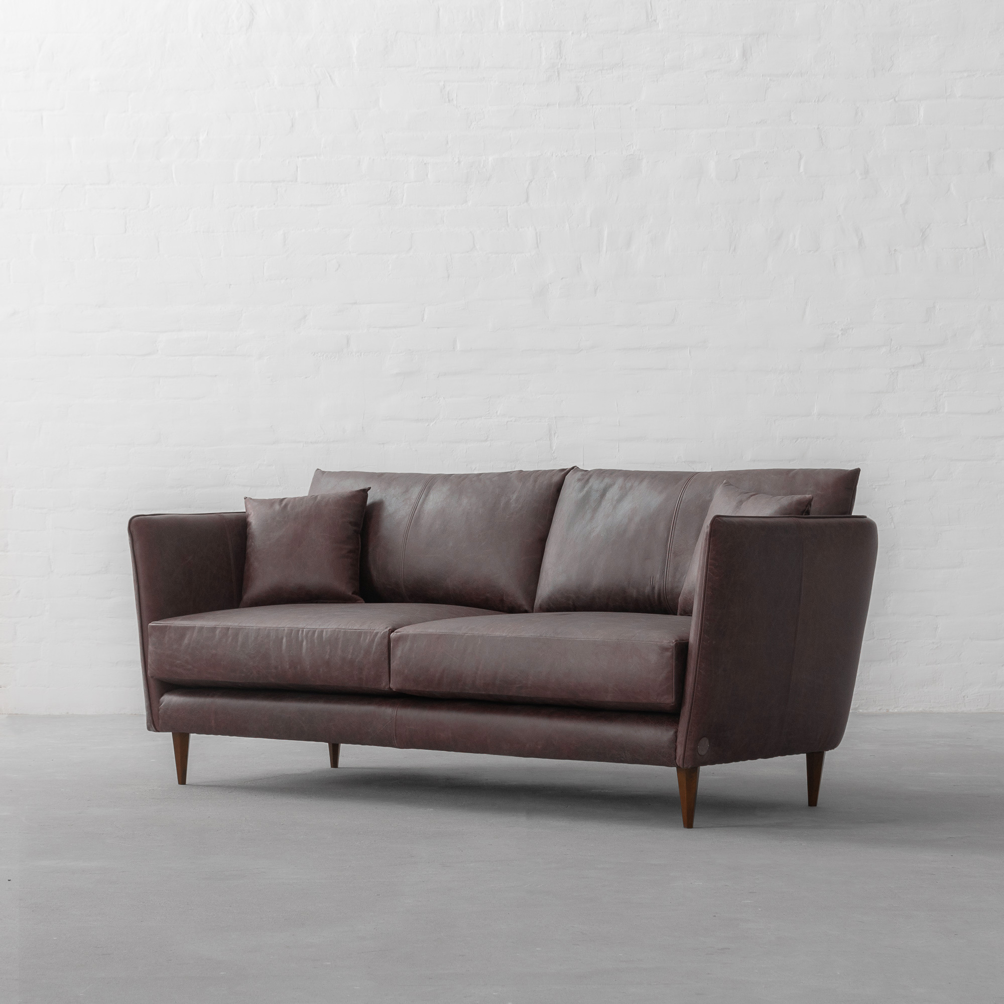 Norway Faux Leather Sofa Collection