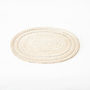 Hata Handwoven Oval Table Mat