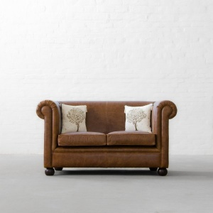 Leather Chesterfield Sofa Online In India Gulmohar Lane