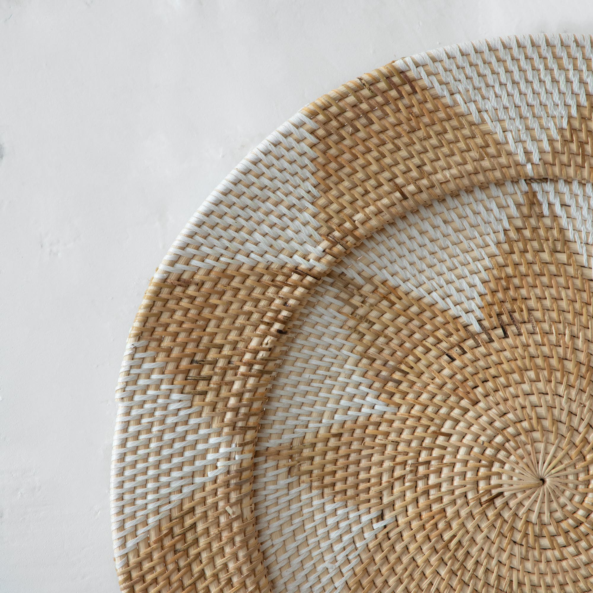 Palm Leaf Handwoven Wall Decor