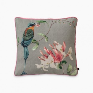 ACHROMATIC GARDENS CUSHION COVER