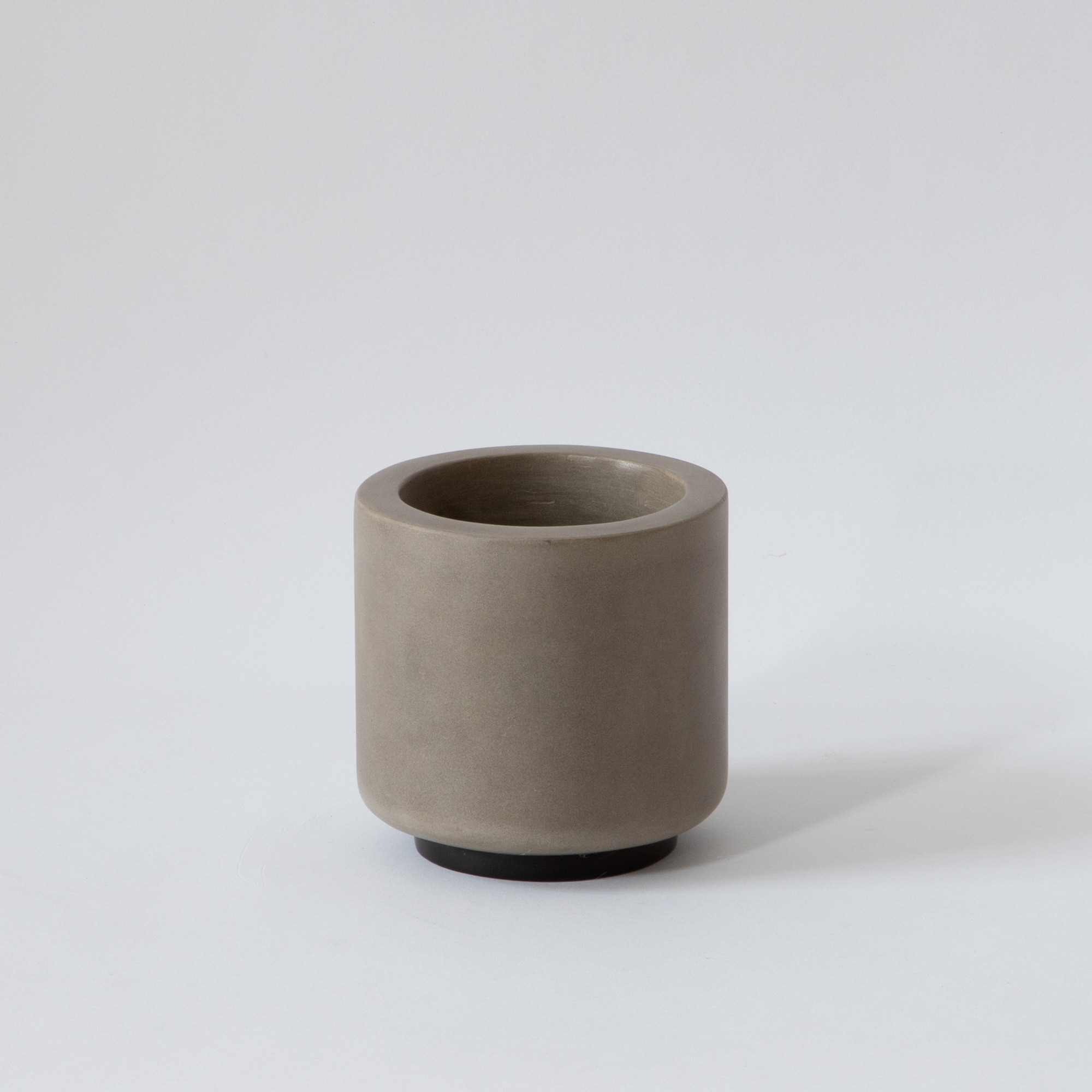 Peru Cylindrical Concrete Table Accessory