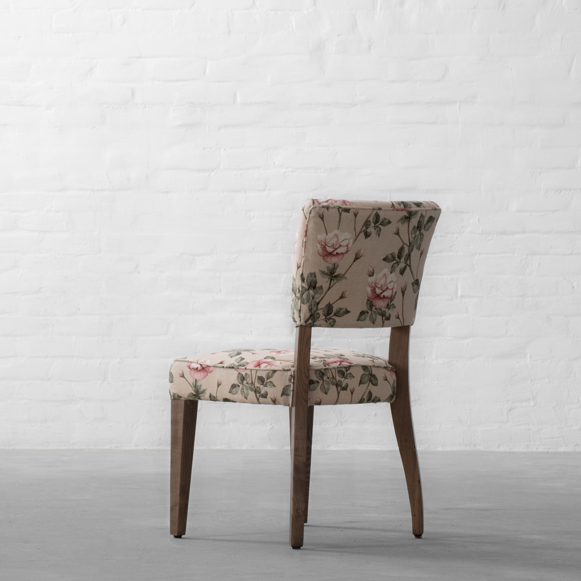 Prague Dining Chair - Armless