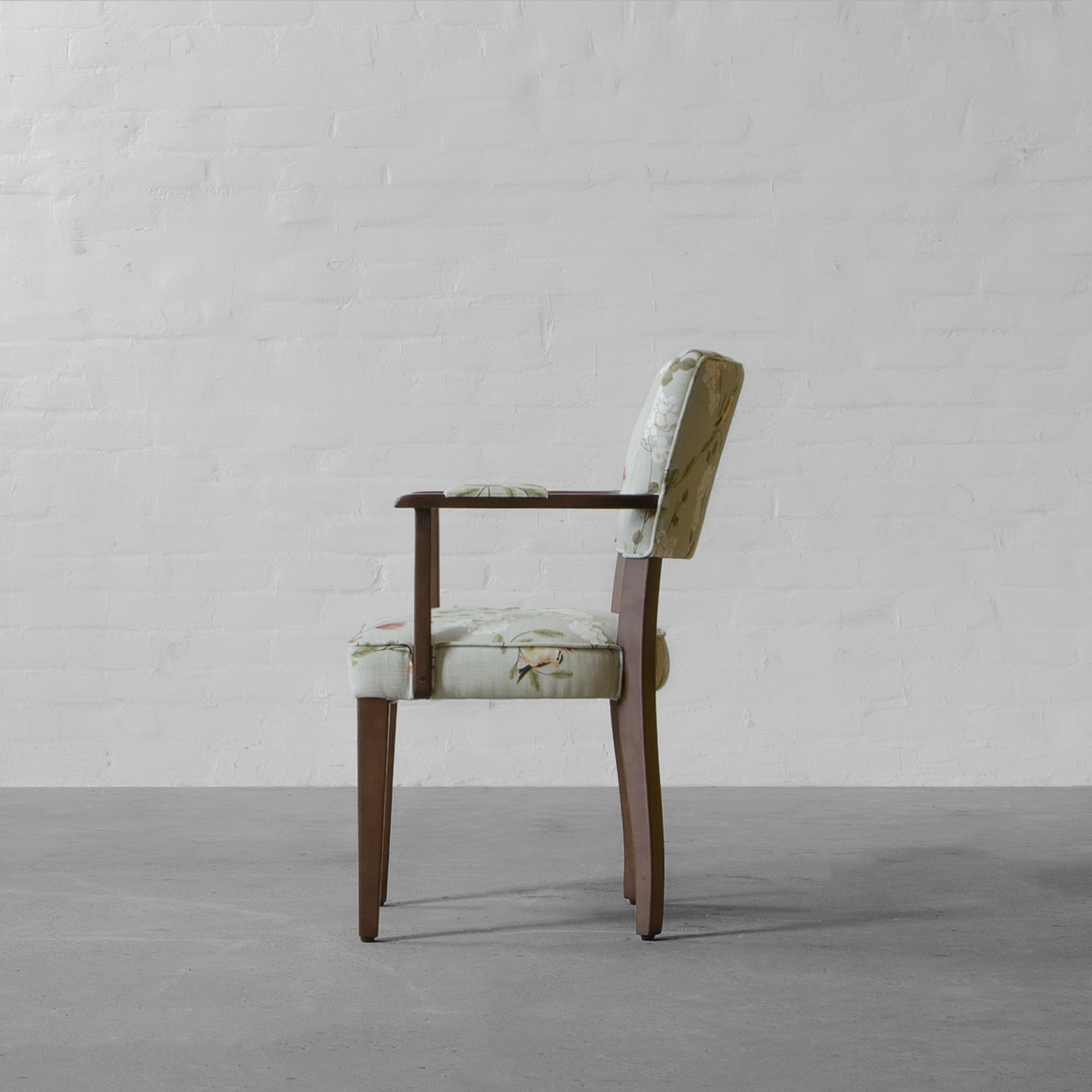 Prague Dining Chair - With Arms