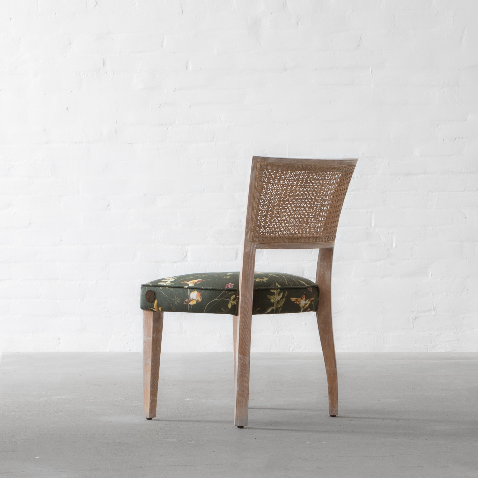 Prague Rattan Dining Chair
