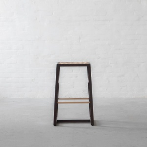 Mysore House Rattan Bar Stool