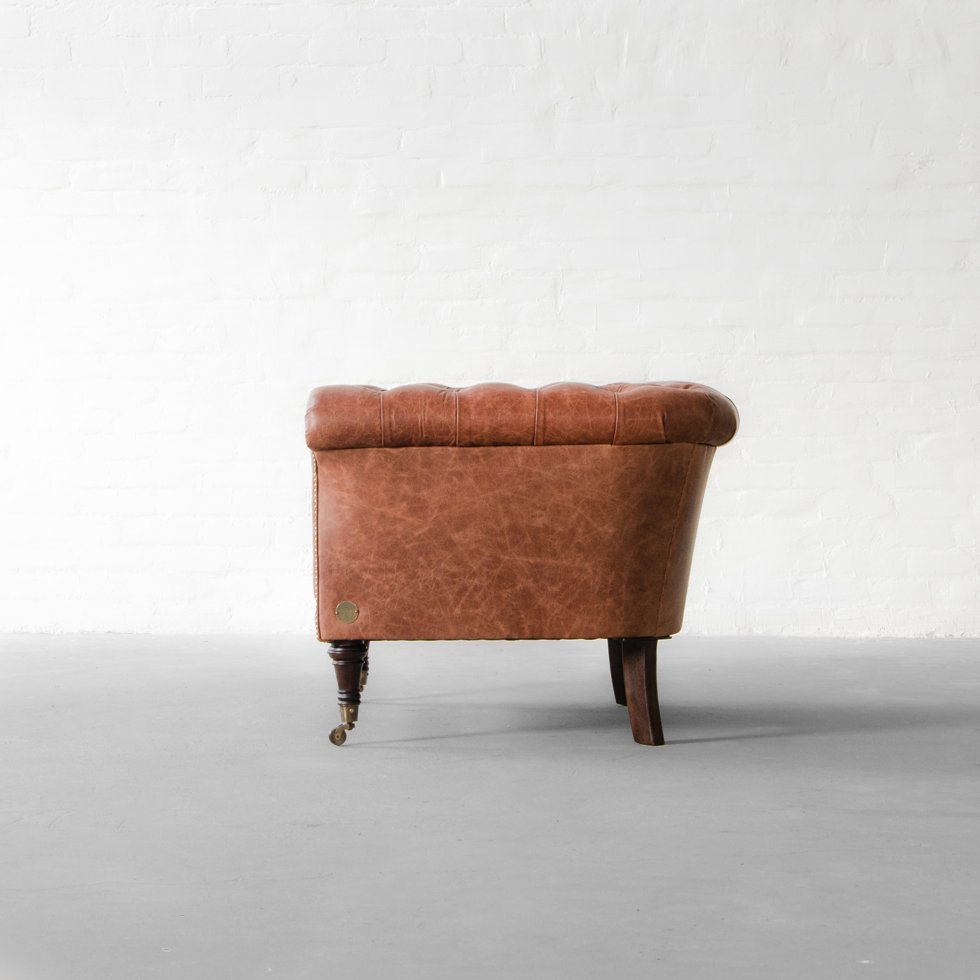 Regiment Leather Sofa Collection
