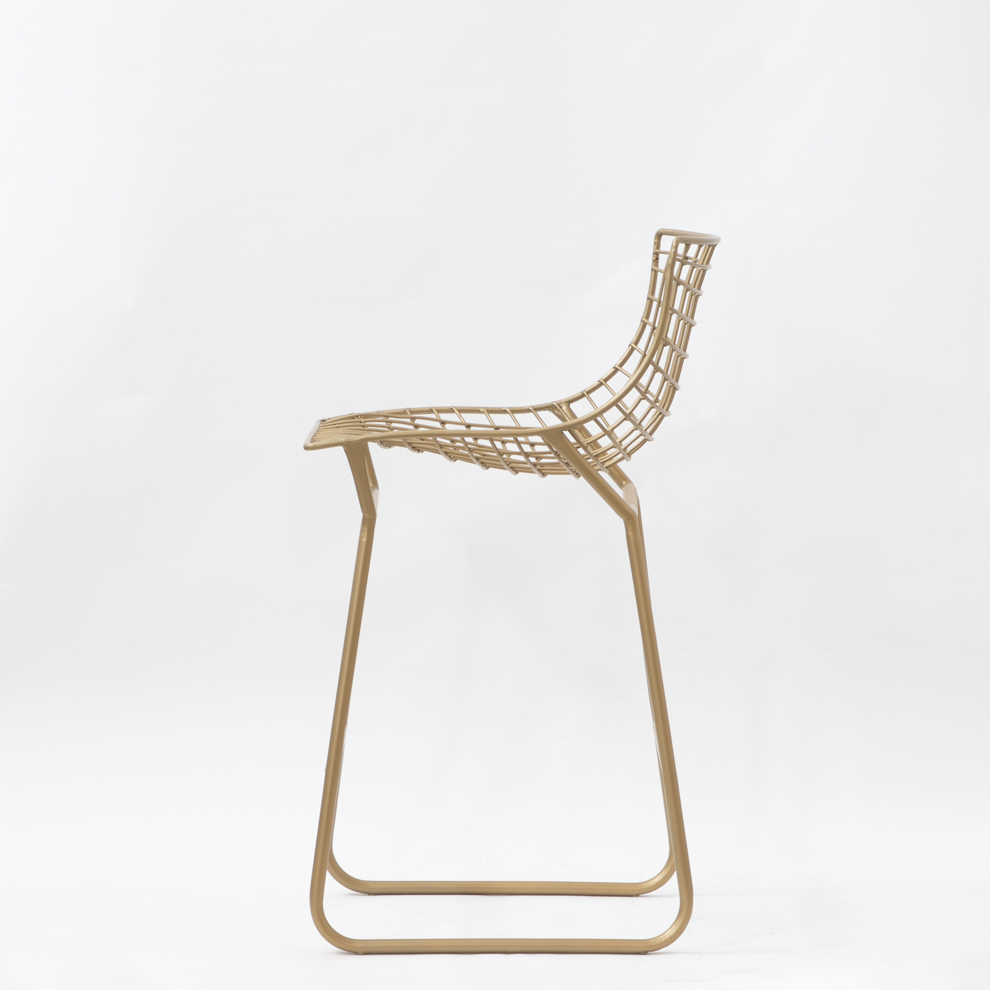 ROSSO METAL BAR CHAIR