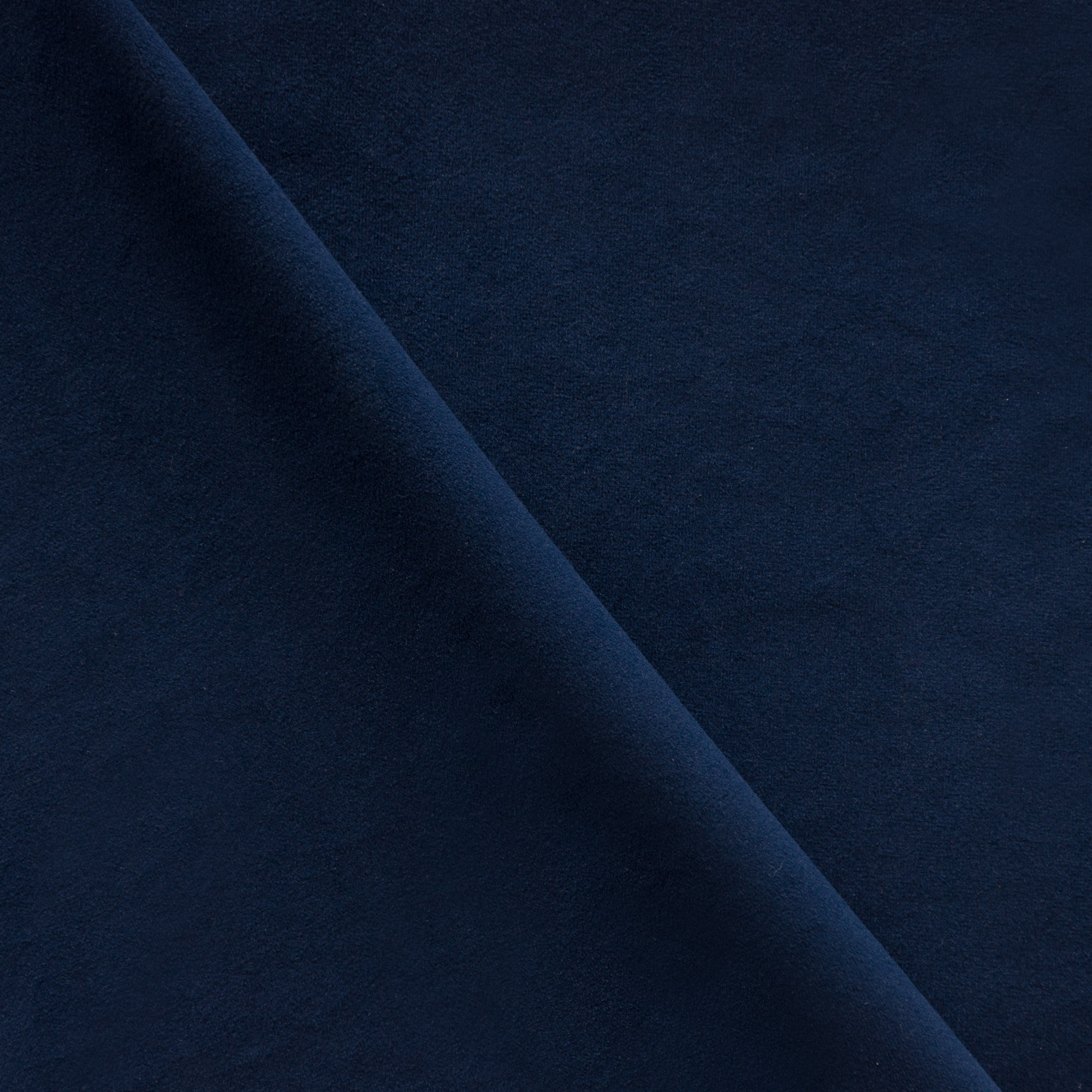 "ROYAL SAMODE VELVET INDIGO FABRIC SWATCH 6"" x 6"""
