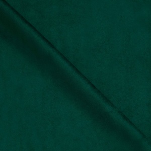 "ROYAL SAMODE VELVET EMERALD FABRIC SWATCH 6"" x 6"""