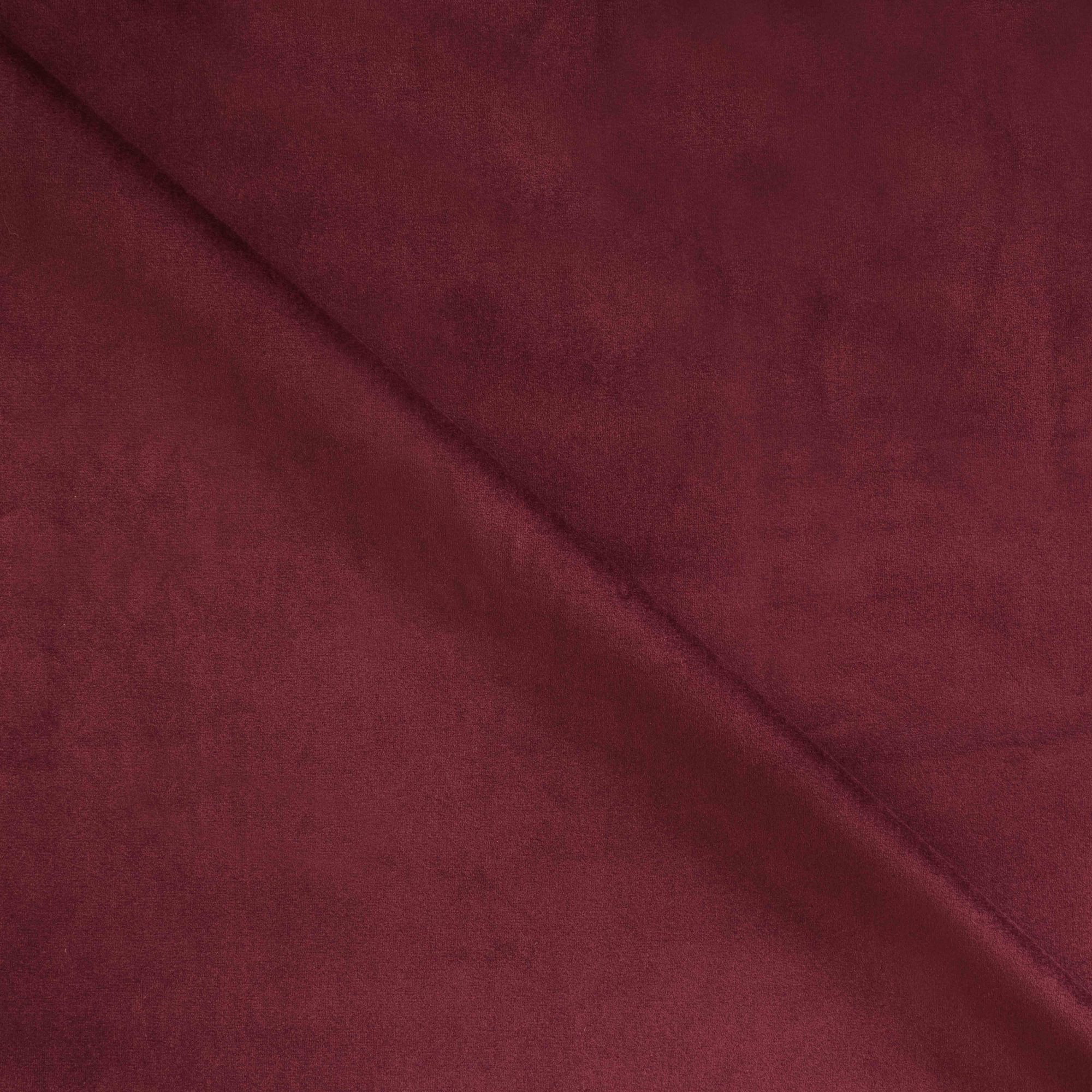 "ROYAL SAMODE VELVET POMEGRANATE FABRIC SWATCH 6"" x 6"""