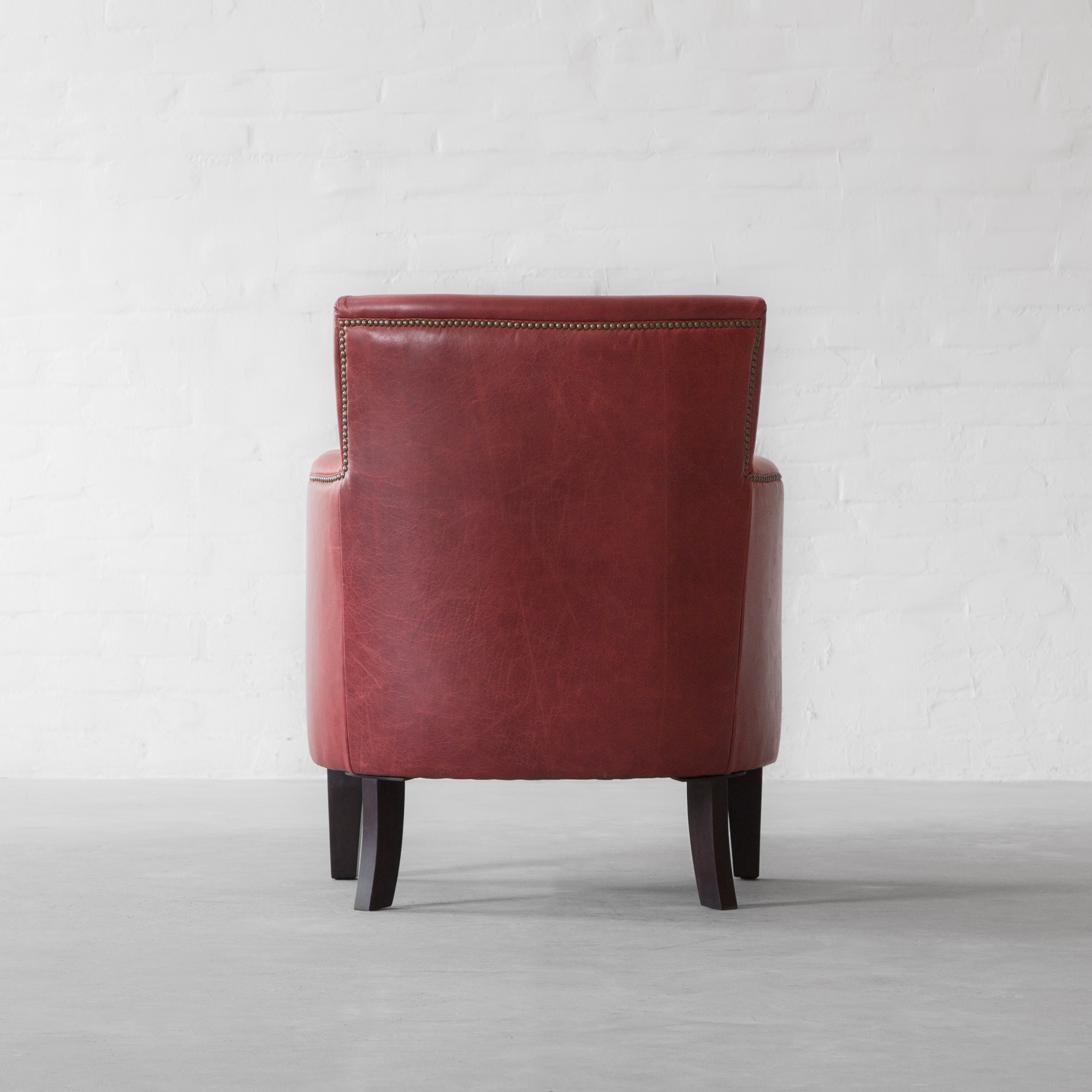 Samode Leather Armchair