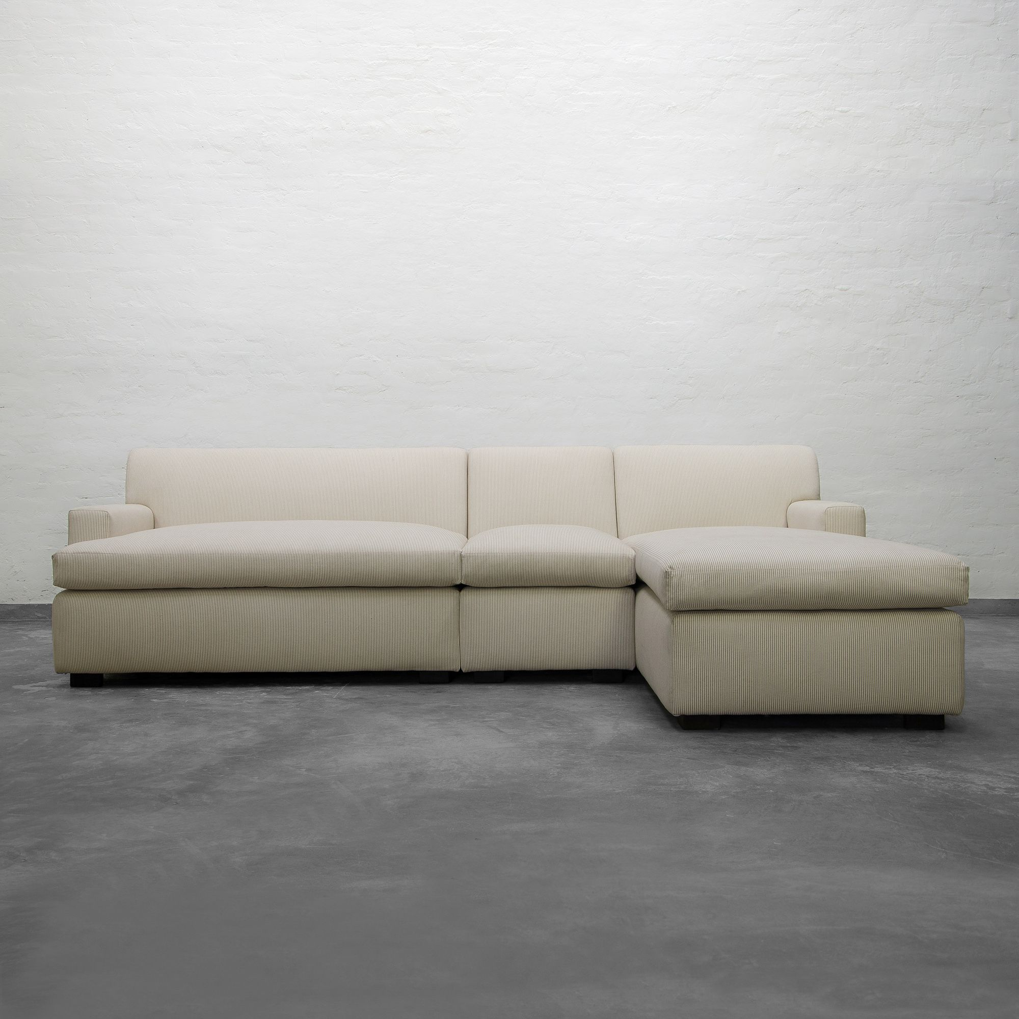 Large Chaise Sectional- Manor