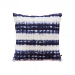 Shibori Fountain Cushion Cover