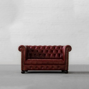 Manchester Chesterfield Leather Sofa Collection