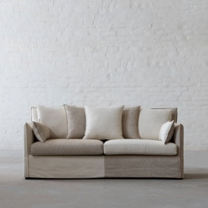 Long Island Slipcover Dual Sofa